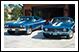 2 Custom Painted Cars